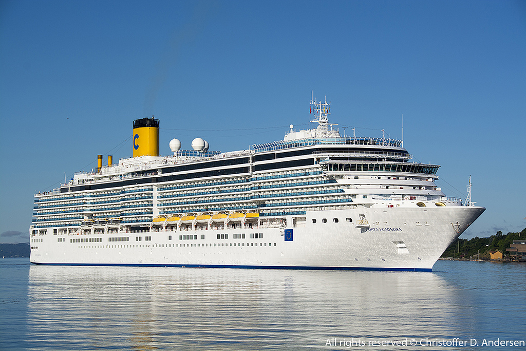 Costa Luminosa A Diamond In The Baltic Cruise Amp Travel