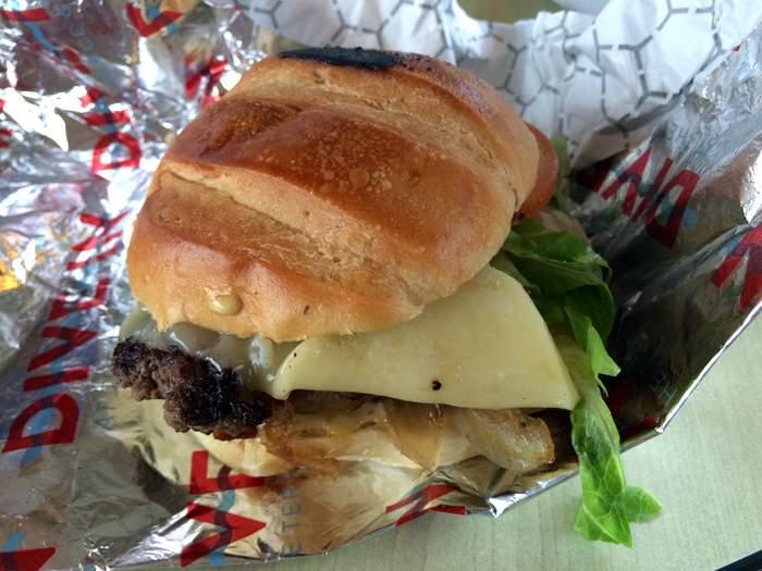 Cannonball Burger
